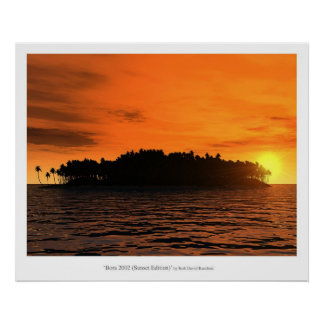 Bora 2002 (Sunset Edition) Print