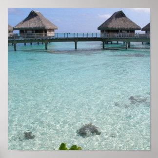 Bora Bora 015 Poster