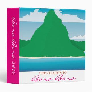 Bora Bora 3 Ring Binder