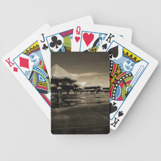 Bora Bora Bicycle Playing Cards