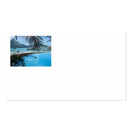 Bora Bora Business Card