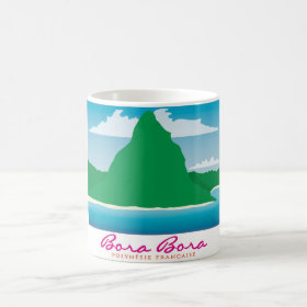 Bora Bora Coffee Mug
