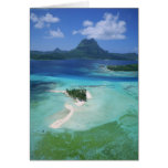Bora Bora, French Polynesia Card