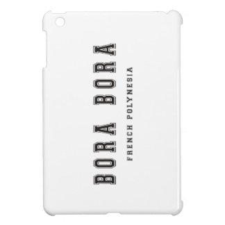 Bora Bora French Polynesia iPad Mini Cover