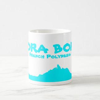 Bora Bora French Polynesia, Mt Otemanu Mug