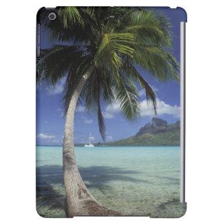 Bora Bora, French Polynesia Mt. Otemanu seen Cover For iPad Air