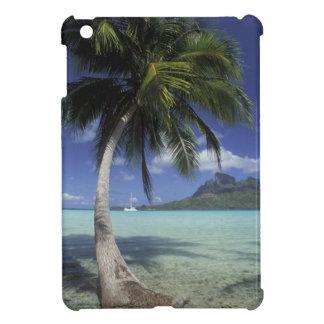 Bora Bora, French Polynesia Mt. Otemanu seen iPad Mini Cover