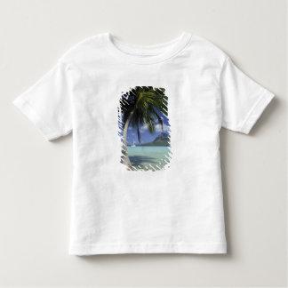 Bora Bora, French Polynesia Mt. Otemanu seen Toddler T-shirt