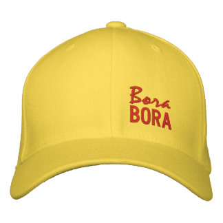 BORA BORA - Gorra de béisbol bordada