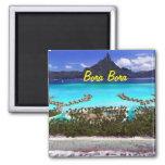 Bora Bora magnet