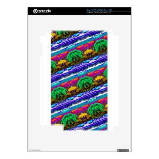 Bora Bora-need a vacation... iPad 2 Skins