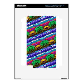 Bora Bora-need a vacation... Skins For iPad 3