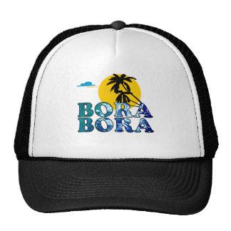 Bora Bora Noon.png Gorro De Camionero