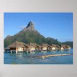 Bora Bora * Paradise Paradise Print