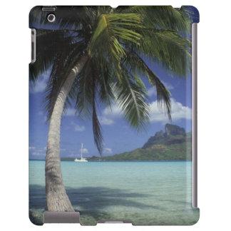 Bora Bora, Polinesia francesa Mt. Otemanu visto Funda Para iPad