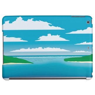 Bora Bora reef Case For iPad Air