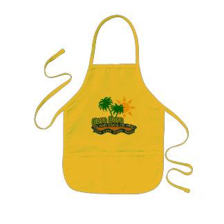 Bora Bora State of Mind apron - choose style