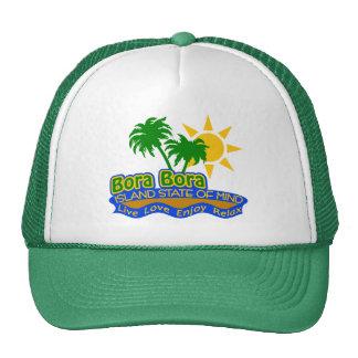 Bora Bora State of Mind hat
