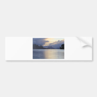 Bora Bora Sunset.JPG Bumper Sticker
