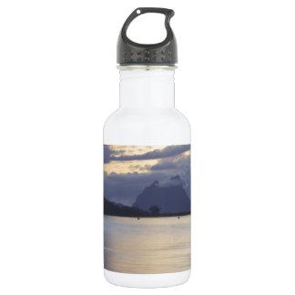 Bora Bora Sunset.JPG Stainless Steel Water Bottle