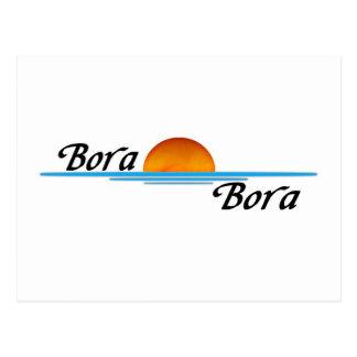 Bora Bora Tarjeta Postal