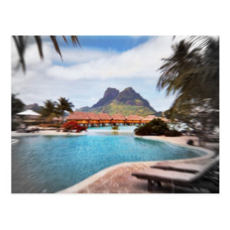 Bora Bora Postales