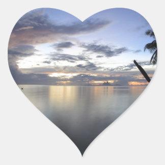 Bora místico Bora.JPG Pegatina En Forma De Corazón