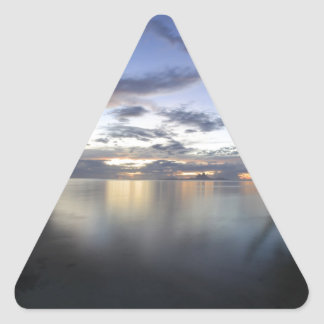 Bora místico Bora.JPG Pegatina Triangular