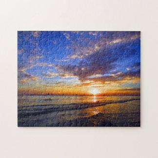 boracay beach sunset puzzle