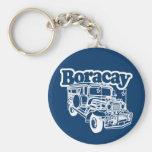 Boracay Jeepney Key Chains
