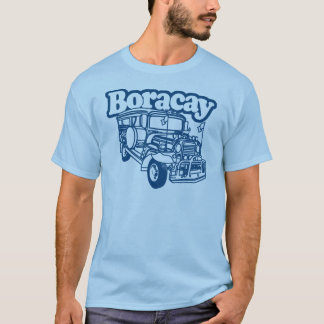 Boracay Jeepney T-Shirt