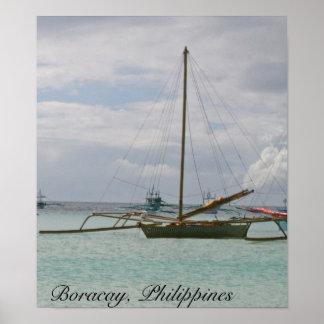 Boracay, Philippines Poster