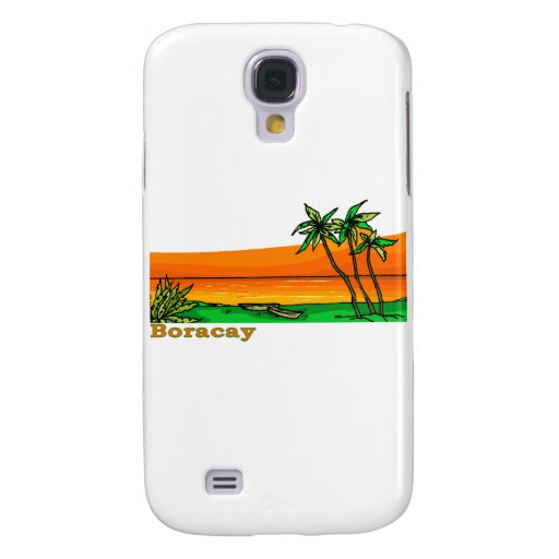 Boracay, Philippines Samsung Galaxy S4 Cover