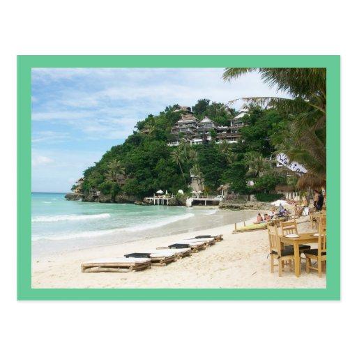 Boracay Post Card