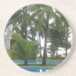 Boracay resort drink coaster
