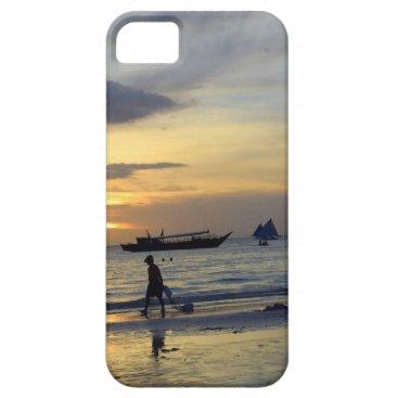 Boracay Sunset iPhone SE/5/5s Case