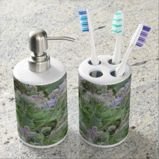 Borage Toothbrush Holders