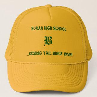 Borah High School  ...Kicking Tail Since 1958! Trucker Hat