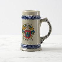 Borbon Family Crest Mug