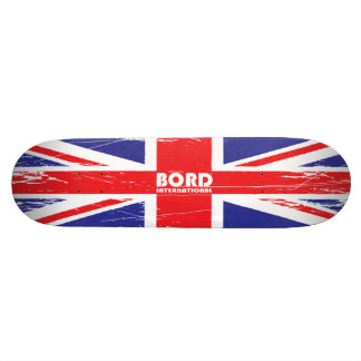 BORD INTERNATIONAL UNION JACK OLD SCHOOL DECK