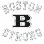 Bordado bordado fuerte de Boston B Sudaderas Embordadas