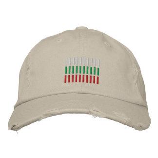 Bordado de la bandera de Bulgaria Gorra De Béisbol