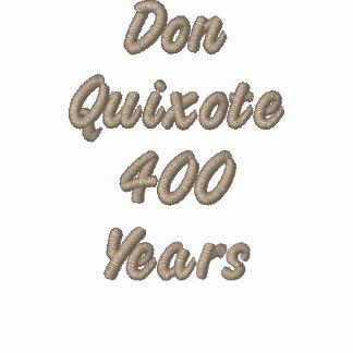 Bordado de los años del Quijote-Polo Embidery-400 Polo Bordados Mangas Largas