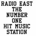 Bordado del este de radio