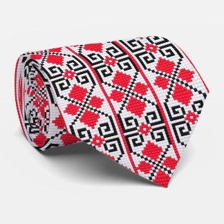 Bordado del ucraniano del OPUS Corbata Personalizada