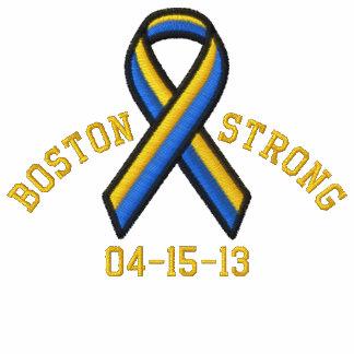 Bordado fuerte de la cinta 04-15-13 de Boston