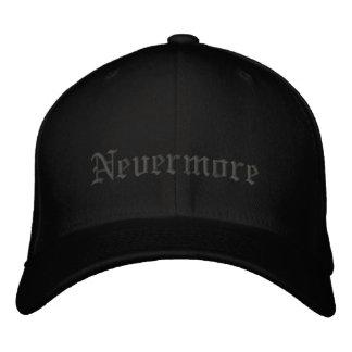 Bordado nunca más - personalice gorras bordadas