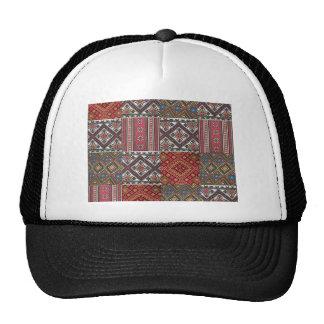 Bordado ucraniano gorras de camionero