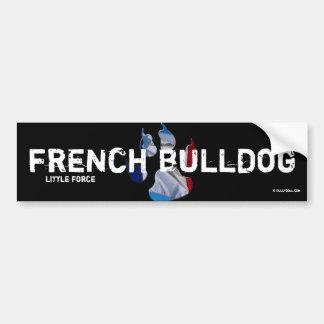 Bordador French Bulldog Pegatina Para Auto