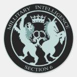 Bordador Military Intelligence Section 6